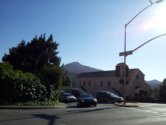 Mt. Tamalpais, July 18, 2012