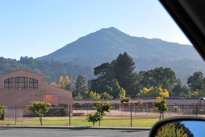 Mt. Tamalpais, August 10, 2012
