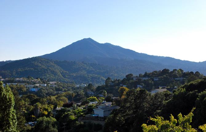 Mt. Tamalpais, August 12, 2012