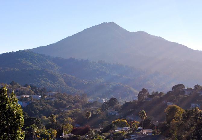 Mt. Tamalpais, August 30, 2012