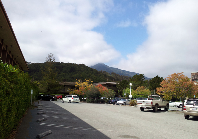 Mt. Tamalpais, August 31, 2012