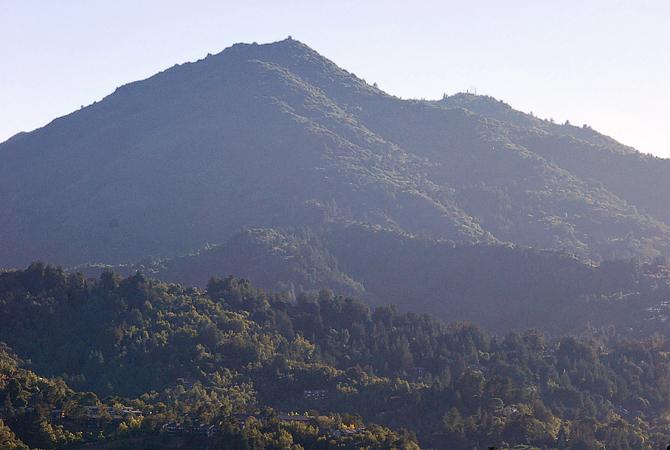Mt. Tamalpais, August 8, 2012