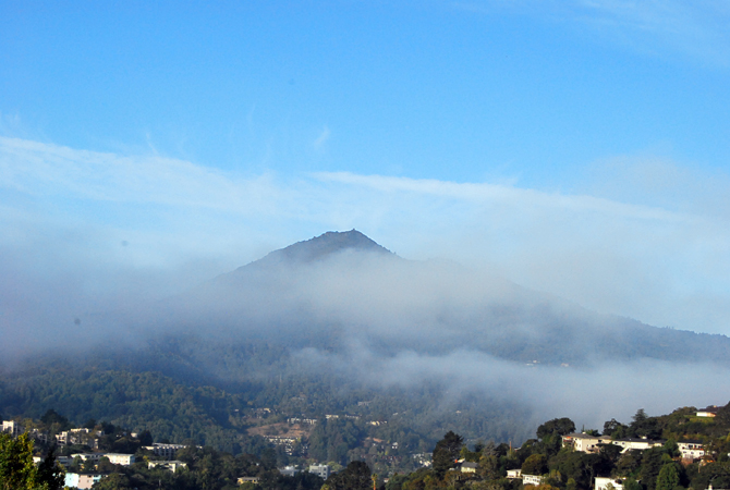 Mt Tamalpais, September 13, 2012