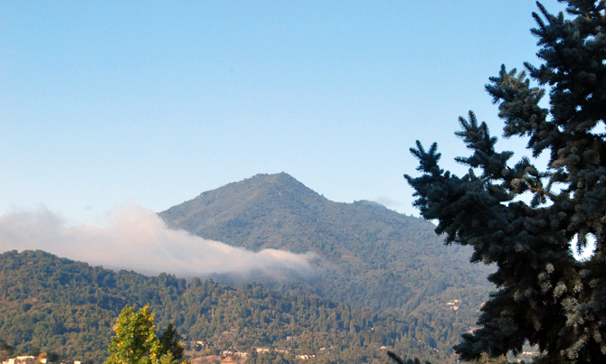 Mt. Tamalpais, September 2012