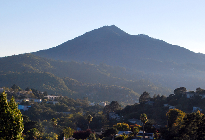 Mt. Tamalpais, September 2, 2012