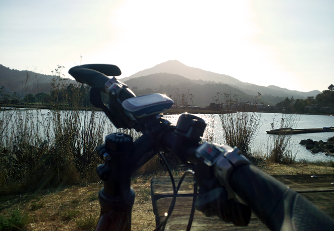 Mt. Tamalpais, September 25, 2012