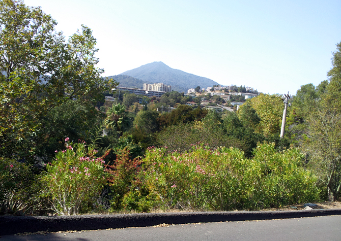 Mt. Tamalpais, September 26, 2012