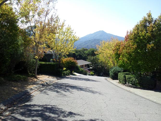 Mt. Tamalpais, September 2012