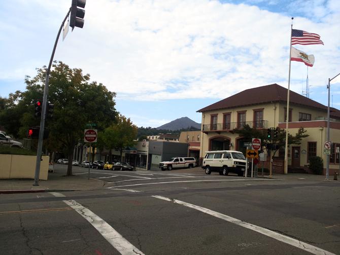 Mt. Tamalpais, September 5, 2012