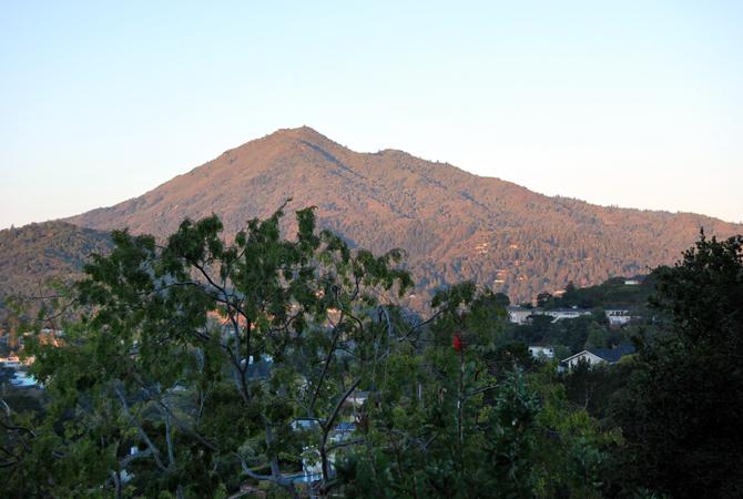 Mt. Tamalpais, September 8, 2012