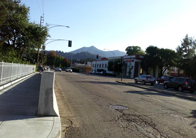 Mt. Tamalpais, October 1, 2012