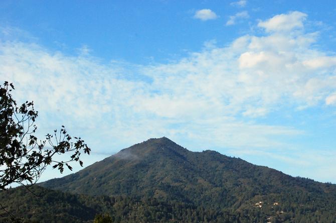 Mt. Tamalpais, October 10, 2012