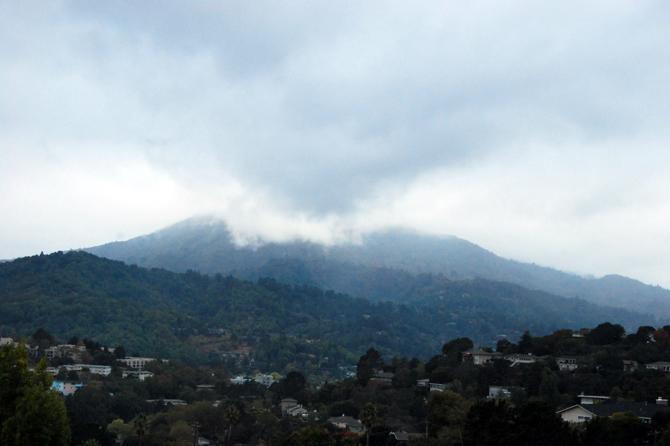 Mt. Tamalpais, October 11, 2012