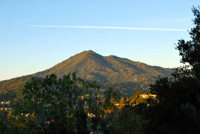 Mt. Tamalpais, October 28, 2012