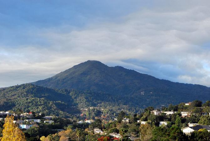 Mt. Tamalpais, November 19, 2012