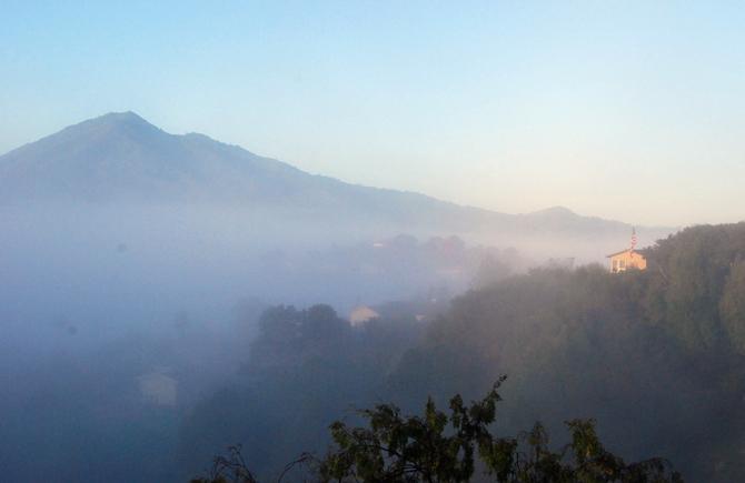 Mt. Tamalpais, November 26, 2012