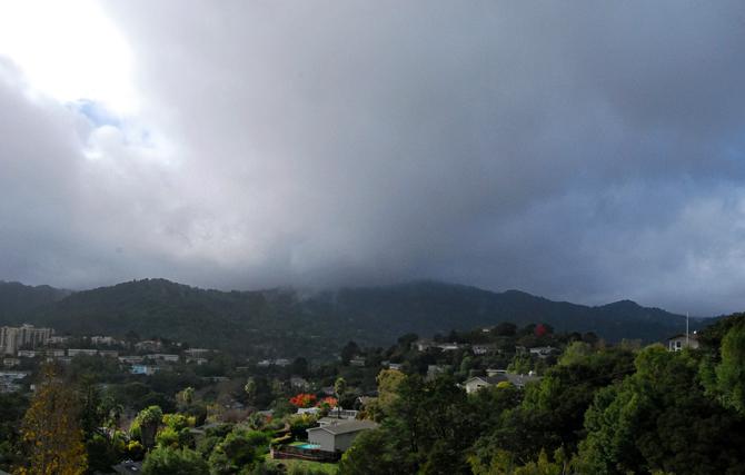 Mt. Tamalpais, November 28, 2012