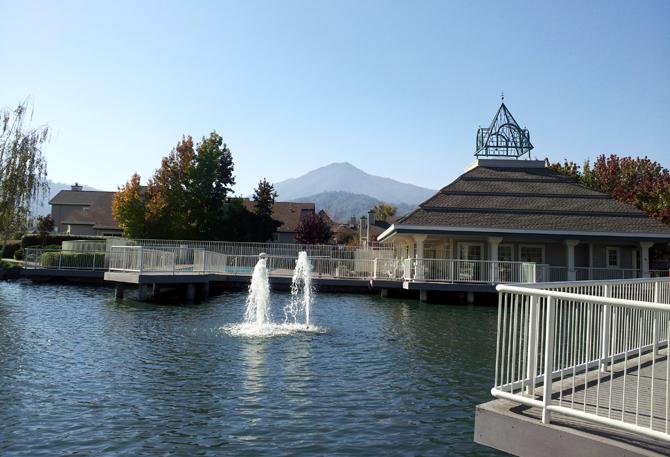 Mt. Tamalpais, November 6, 2012