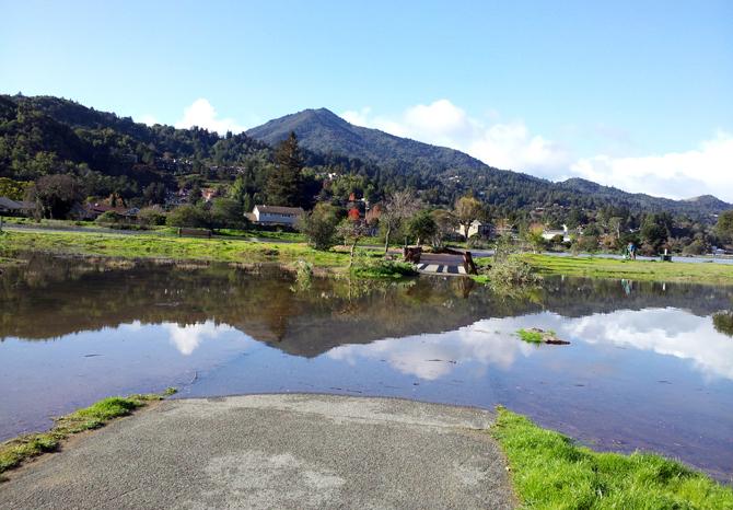 Mt. Tamalpais, December 12, 2012