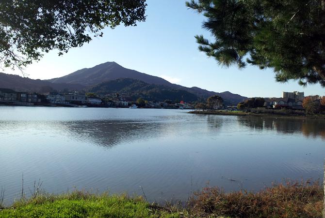 Mt. Tamalpais, December 19, 2012