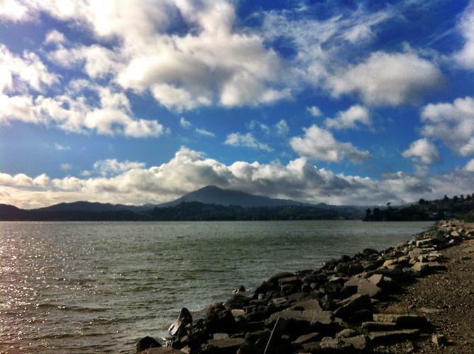 Mt. Tamalpais, December 26, 2012