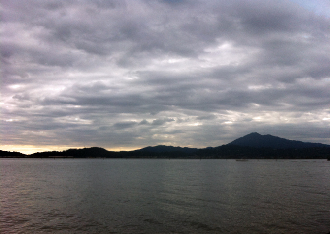 Mt. Tamalpais, December 29 2012