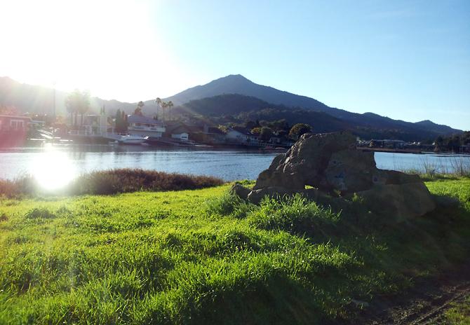 Mt. Tamalpais, December 30, 2012